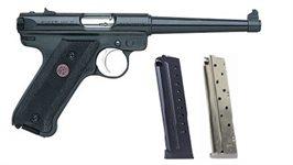 Ruger Mark II