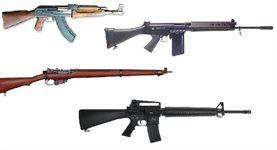 Montagen nach Waffenmodell