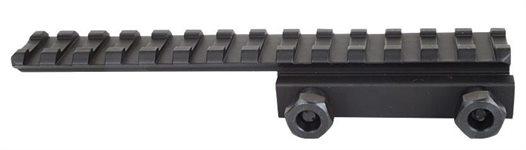 Weaver/Stanag/11mm-Schienen/KeyMod