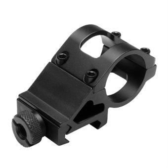 25mm Off-Set Lampenhalter /Laser/Zubehörhalter Weaver -Aufnahme NcS USA