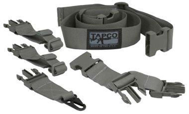 Trageriemen System Grau Tapco