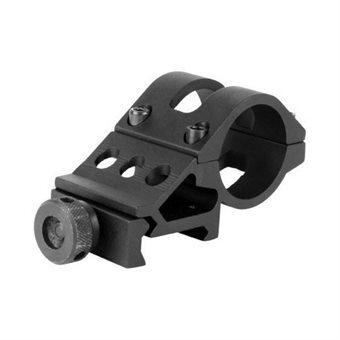 Lampenhalter / Zubehörhalter 25mm Alu AIM USA
