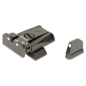 CZ 75/85 Visierset FiberOptic Adjustable Sight LPA Sights