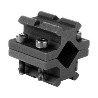 Universal Lauf-Montage 3 Schienen Weaver- Picatinny AIM USA