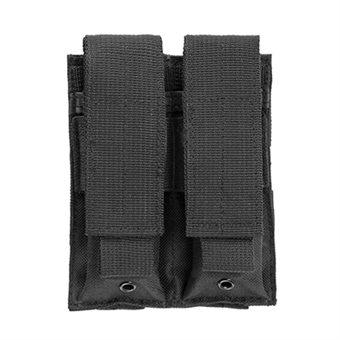 VISM 2er Magazintasche für Pistolenmagazine Schwarz NcS USA