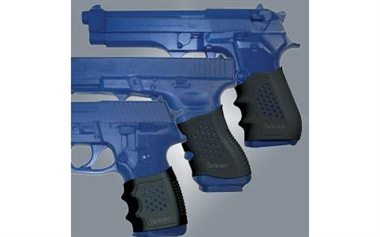 CZ 75/85 Griffüberzug / Tactical Slip on Grip Glove Pachmayr