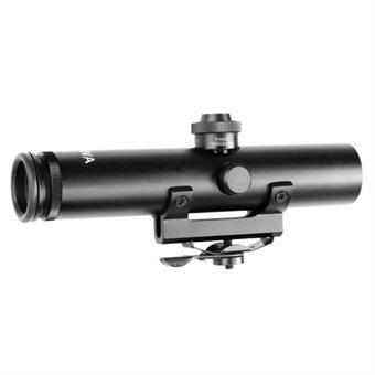 AR-15 Zielfernrohr 4X22 SCOPE MIL-DOT für die CARRY HANDLE Montage