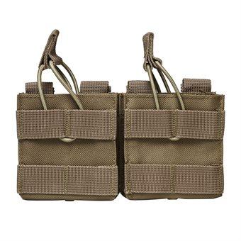 AR10 / M1A / FAL .308 Doppelte Magazintasche Sand NcS USA