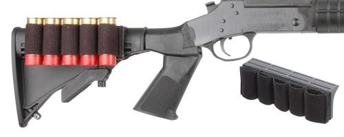 Flexibler Patronenhalter 5 Schuss AR-15 Schubschaft ATI