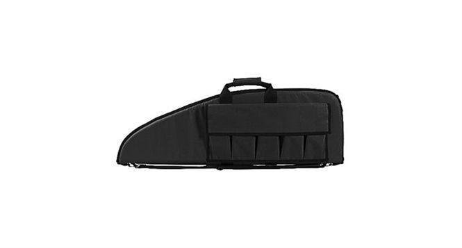 VISM Gewehr- und Shotguntasche mit Extra Magazintaschen 116cm