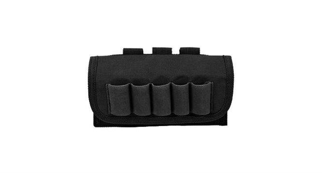 VISM taktische Schrotpatronentasche / Patronentasche 17 Patronen