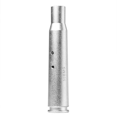 Laserpatrone Kaliber .50 BMG Laserjustierpatrone / Zielfernrohrjustierer
