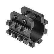 Pump Gun Magazinrohr / Laufmonatge Weaver NcS USA