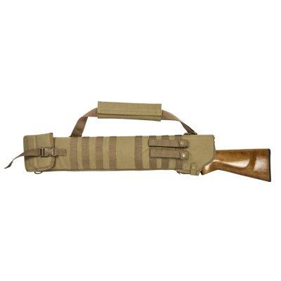 VISM taktische Shotguntasche Sand