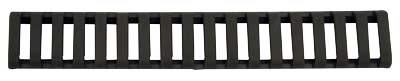Weaver- Picatinnyabdeckung Schwarz / Rail cover /  Ladder Rail Protector Magpul
