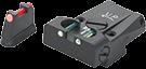 CZ75/85 Visierset FiberOptic Adjustable Sight LPA Sights
