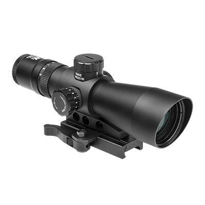 Zielfernrohr 3-9X42 Mark III Tactical zweifach beleuchtet / MIL DOT NcS USA
