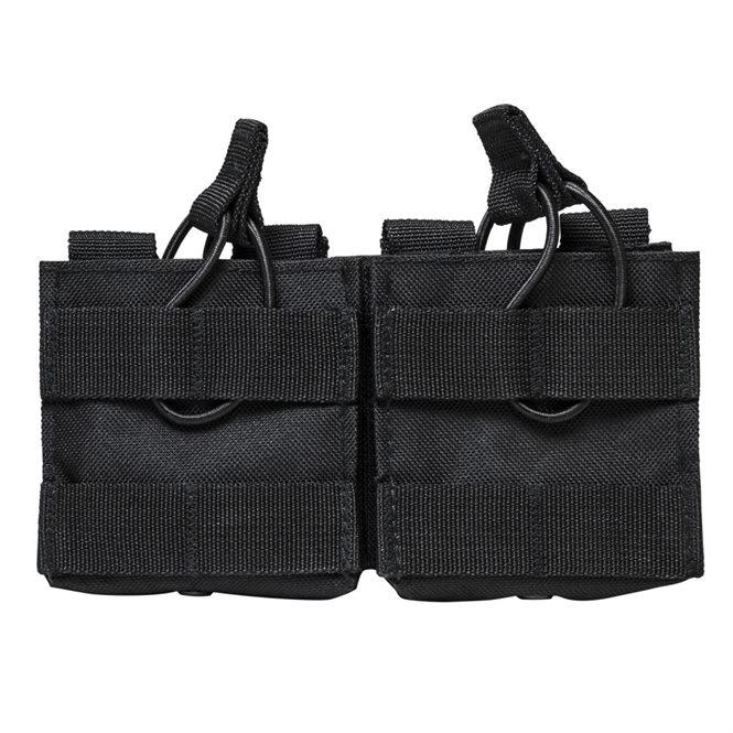 AR10 / M1A / FAL .308 etc.. Doppelte Magazintasche Schwarz NcS USA