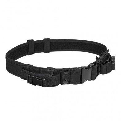 Tactical Belt mit Pouches Schwarz NcS USA