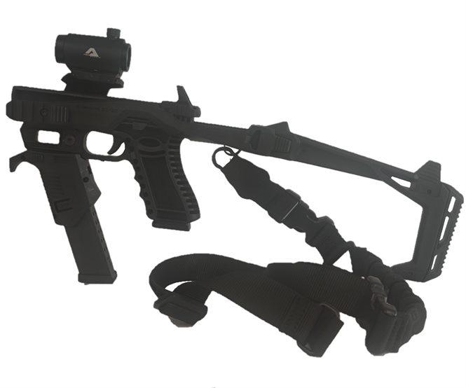 AR-15 Handschutz Carbine Länge / M4 in Oliv UTG