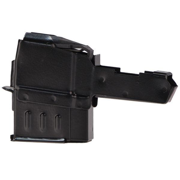 SKS Magazin 7.62x39mm 5 Schuss abenhmbar Stahl