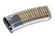 Molot VEPR .223 original Herstellung 30 SCHUSS Durchsichtig