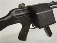 H&K MP5 / 93 Hülsenfänger
