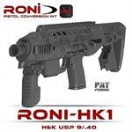 HK USP RONI G2 H&K USP /HK P8 Carbine Conversion Kit GEN.2 CAA
