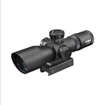 3-9x40 Zielfernrohr zweifach beleuchtet mit 3/4 Circle Dot Absehen AIM USA