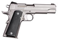 Colt 1911 Government Griff Overmolded Schwarz Hogue