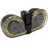 M1A / M14 Magazin / Trommelmagazin 100 Schuss durchsichtig Beta C-MAG