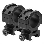"""Zielfernrohrringe Tactical Serie einsetzbar als 25,4mm und 30mm Ring - 1.1""""H NCS USA"""
