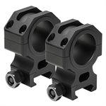 """Zielfernrohrringe Tactical Serie einsetzbar als 25,4mm und 30mm Ringe - 1.3""""H"""