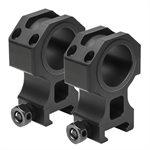 """Zielfernrohrringe Tactical Serie einsetzbar als 25,4mm und 30mm Ringe - 1.5""""H"""