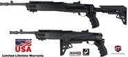 Ruger Mini-14 Schaft / Ruger Mini-30 Schubschaft / Klappschaft mit Scorpion Dämpfungs-System ATI TactLite