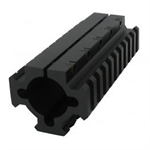 Universal Taktische Shotgun Laufmontage lang - Weaver- Picatinnyaufnahme TacStar