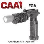 Taktischer Vordergriff mit Lampenhalter CAA