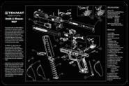 TEKMAT S&W M&P Pistol Mat