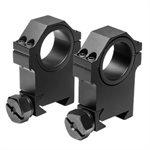 Zielfernrohrringe 30mm und 25mm HD Picatinny- Weaveraufnahme NcS USA