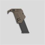 Magazinfach für Glock 17 / 19 / ... System / Conversion Kit Sand RT