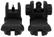 FLIP UP SIGHTS Front and Back im Set / Klappvisierung