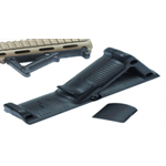 Angled Handschutzgriff/ Schwarz, T-Fire USA
