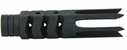 "AR-15 Mündungsbremse / Müundungsfeuerdämpfer 1/2""x28 ""Spike"" T-Fire"