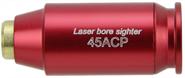 Laserpatrone Kaliber .45 / Bore Sighter / Laserjustierpatrone / Justierlaser