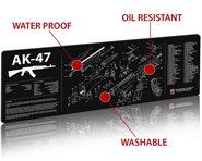 AK 47 REINIGUNGSMATTE TEKMAT