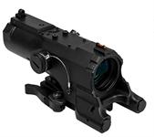 Zielfernrohr 4x34 Picatinny/Weaver Eco Mod NcS USA