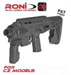 RONI G2 CZ 07  Carbine Conversion Kit GEN.2 CAA AKTUELLE FERTIGUNG 2019 Schaftsystem