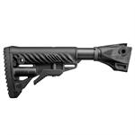 M4 Schaft FN FAL Schwarz FAB
