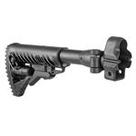 HK MP5 / HK33 / HK53 Schaft / Klappschaft Schwarz FAB