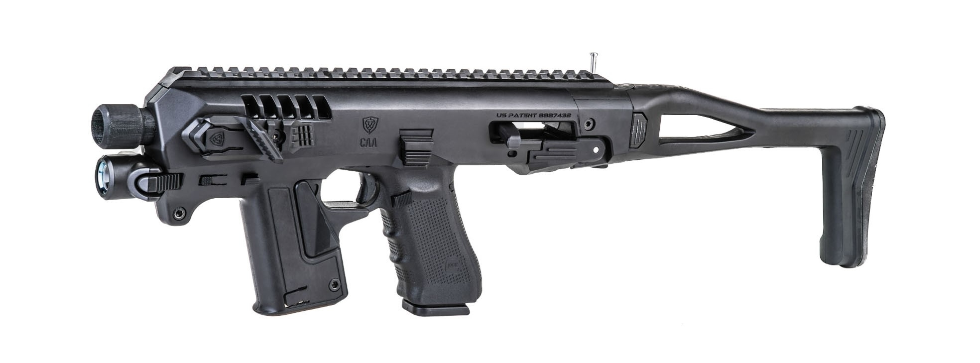 STARSHOOTER | Glock und MICRO RONI System Glock 19 / 23 / 25 /32 ...